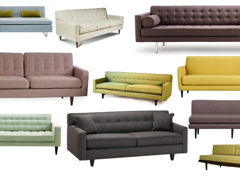 Какие виды диванов бывают?