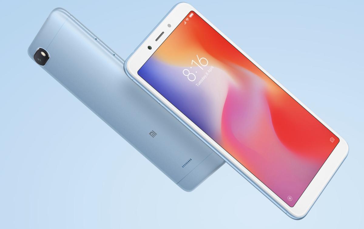 Смартфоны Xiaomi Redmi