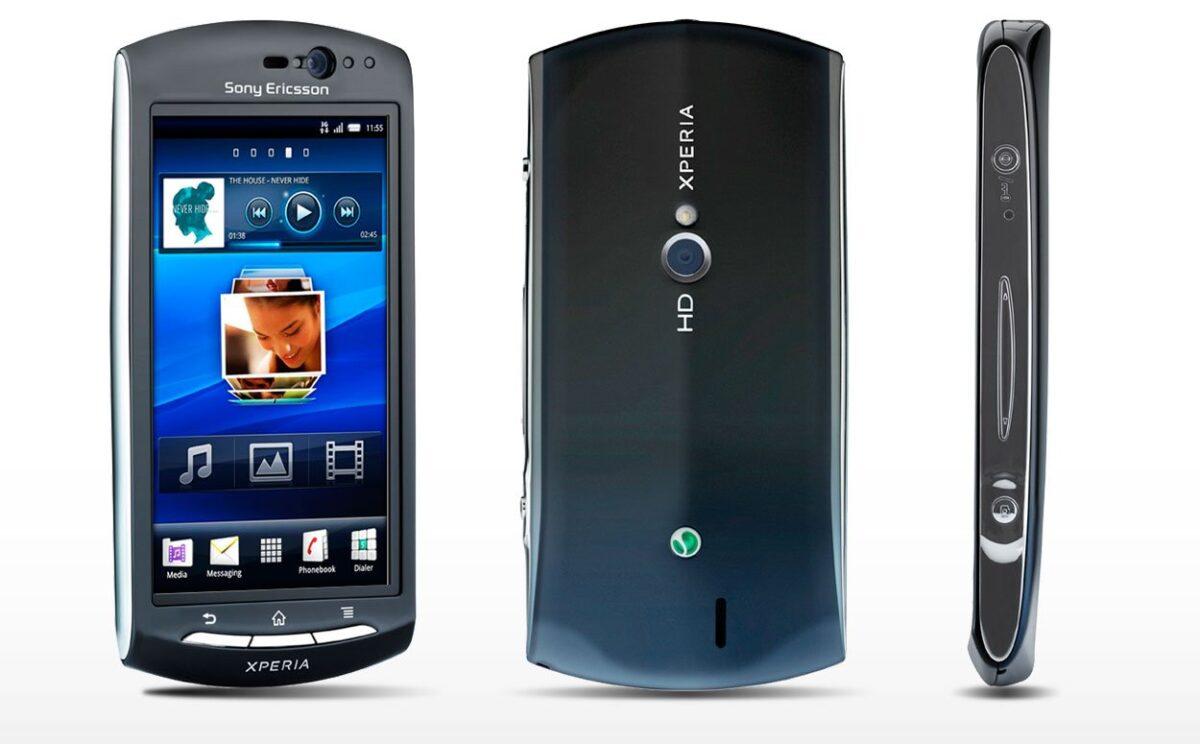Смартфоны Sony Ericsson