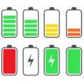 узнать заряд батареи смартфона